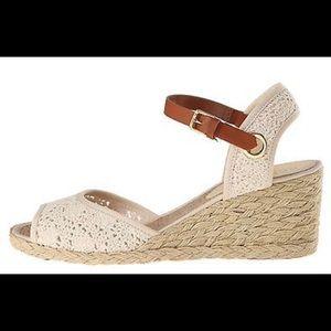 Lauren Ralph Lauren Ciara wedge sandals
